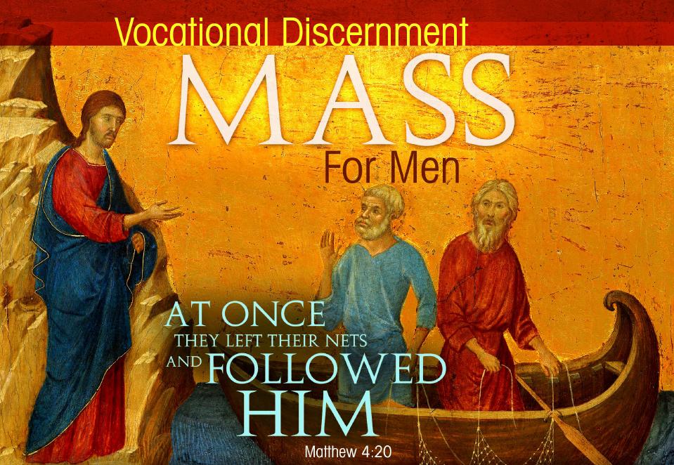 Discernment Mass, Gainesville