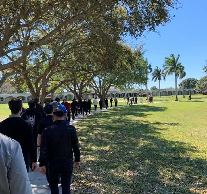 Despite Lockdown, Seminarians Have a Grace-filled Spring